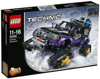 """LEGO Technic """"Экстремальные приключения"""""""