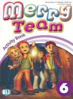 Merry Team: Activity Book v. 6 (+ CD)