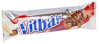 """Вафельный батончик в молочной глазури """"Vitba.by"""" (37 г; с арахисом)"""