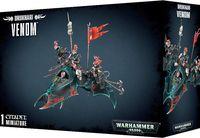 Warhammer 40.000. Drukhari. Venom (45-18)