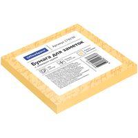 """Стикеры """"OfficeSpace"""" (75х75 мм; 100 листов; оранжевый)"""