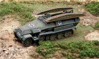 """Бронетранспортер """"SdKfz 251/7 Pionierpanzerwagen"""" (масштаб: 1/72)"""