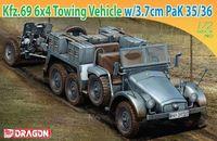 "Набор миниатюр ""Kfz.69 6x4 Truck & 3.7cm PaK 35/36"" (масштаб: 1/72)"