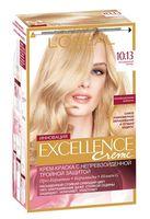 """Крем-краска для волос """"Excellence"""" (тон: 10.13, легендарный блонд)"""