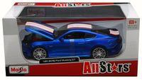 """Модель машины """"Ford Mustang GT"""" (масштаб: 1/24)"""