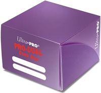 "Коробочка для карт ""PRO Dual Standard"" (180 карт; фиолетовая)"