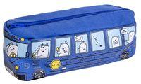 """Пенал """"Автобус"""" (синий)"""