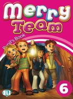 Merry Team: Pupil's Book v. 6