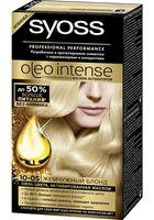 """Краска для волос """"Oleo intense"""" тон: 10-05, жемчужный блонд"""