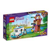 """LEGO Friends """"Машина скорой ветеринарной помощи"""""""