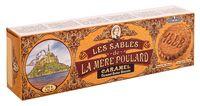 """Печенье сливочное """"La Mère Poulard. С солёной карамелью"""" (125 г)"""