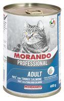 """Консервы для кошек """"Gatto"""" (400 г; лосось и тунец; арт. 01264)"""