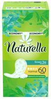 Ежедневные прокладки NATURELLA Green Tea Magic Normal (60 шт.)