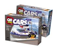 "QBStory. Cars. ""Патрульный катер"" (200053)"
