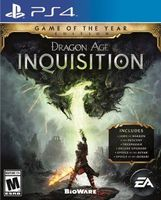 Dragon Age: Инквизиция. Game of the year (PS4)