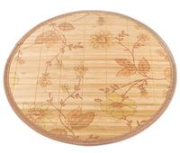 Подставка сервировочная бамбуковая окрашенная (38 см, арт. 4900037)