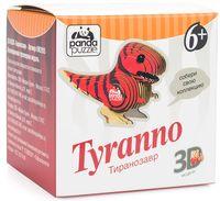 "Пазл ""3D PandaPuzzle. Тираннозавр"" (22 элемента)"