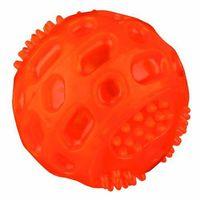 """Игрушка для собак """"Мяч мигающий"""" (6,5 см)"""