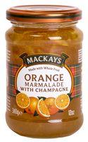 """Десерт фруктовый """"Mackays. Апельсин с шампанским"""" (340 г)"""