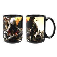 "Кружка ""Assassin's Creed"" (чёрная; арт. 3271)"