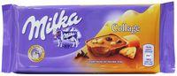 "Шоколад молочный ""Milka. Collage. Caramel"" (93 г)"