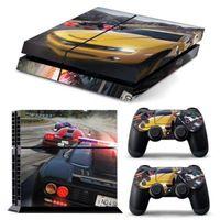 "Наклейка виниловая ""Test Drive"" (SZSK-PS4-061) (PS4)"