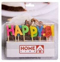 "Набор свечей для торта ""Happy Birthday"" (13 шт.; арт. BC-18)"