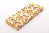 "Подарочная коробка ""Traditional. Florentine Style"" (6,5x17x1,5 см; оранжевые элементы)"