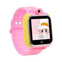 Детские часы SmartBabyWatch G10 (розовые)