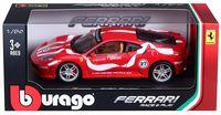 "Модель машины ""Bburago. Ferrari F430 Fiorano"" (масштаб: 1/24)"