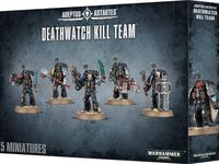 Warhammer 40.000. Deathwatch. Kill Team (39-10)
