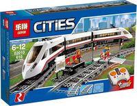 """Конструктор Cities """"Высокоскоростной Пассажирский Поезд"""""""