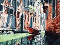 "Картина по номерам ""Венеция"" (400х500 мм)"