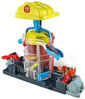 """Игровой набор """"Hot Wheels. Пожарная суперстанция"""" (арт. GJL06)"""