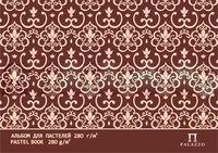 """Альбом для пастелей на сутаже """"Палаццо Модерн"""" (слоновая кость, 20 листов, А-3)"""