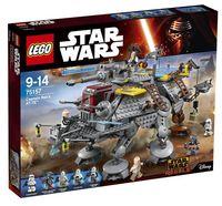 """LEGO Star Wars """"Шагающий штурмовой вездеход AT-TE"""""""