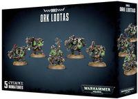 Warhammer 40.000. Orks. Ork Lootas (50-22)