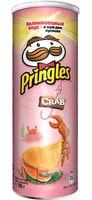 """Чипсы картофельные """"Pringles. Краб"""" (165 г)"""