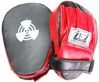 Лапа боксёрская изогнутая (арт. LAPA-I-NK)