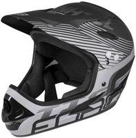 """Шлем велосипедный """"Tiger Downhill"""" (S-M; чёрный; арт. 902100)"""