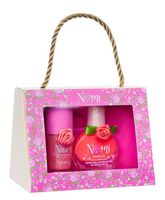 """Подарочный набор детской косметики """"Nomi №31"""" (лак для ногтей и блеск для губ)"""