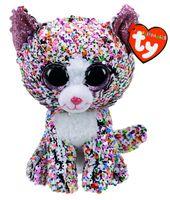 """Мягкая игрушка """"Кошка Confett"""" (15 см)"""