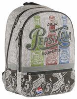 "Рюкзак ""Seventeen. Pepsi"" (серый)"
