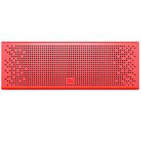Колонка портативная Xiaomi Mi Square Metal Box Bluetooth Speaker (красная)