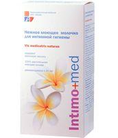 """Молочко для интимной гигиены """"Intimo+med"""" (250 мл)"""