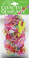 """Набор для плетения из резиночек """"Яркие цвета"""" (1000 шт.)"""