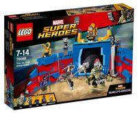 """LEGO Super Heroes """"Тор против Халка: Бой на арене"""""""