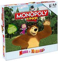 Монополия. Маша и Медведь