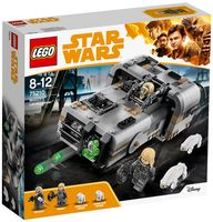 "LEGO Star Wars ""Спидер Молоха"""