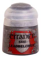 """Краска акриловая """"Citadel Base"""" (leadbelcher; 12 мл)"""